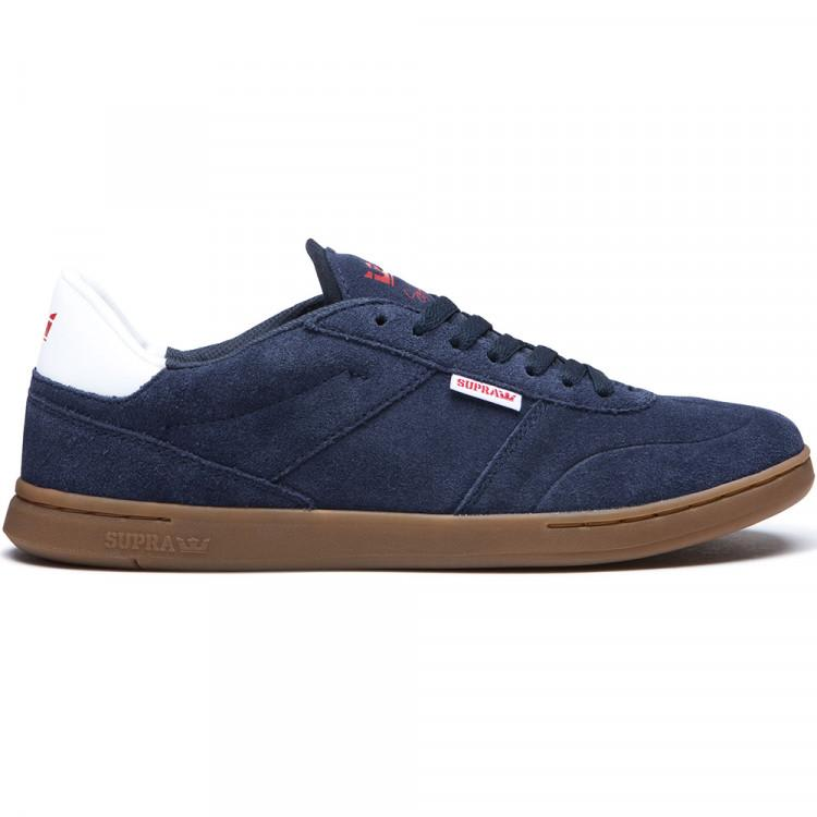 Supra - (Spencer Hamilton Pro Model) ELEVATE NAVY - GUM | Shoes by Supra 2