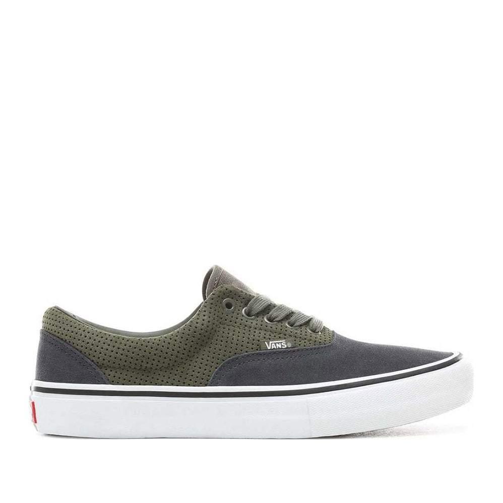 Vans Era Pro Skate Shoes - Perf / Grape Leaf / Ebony   Shoes by Vans 1