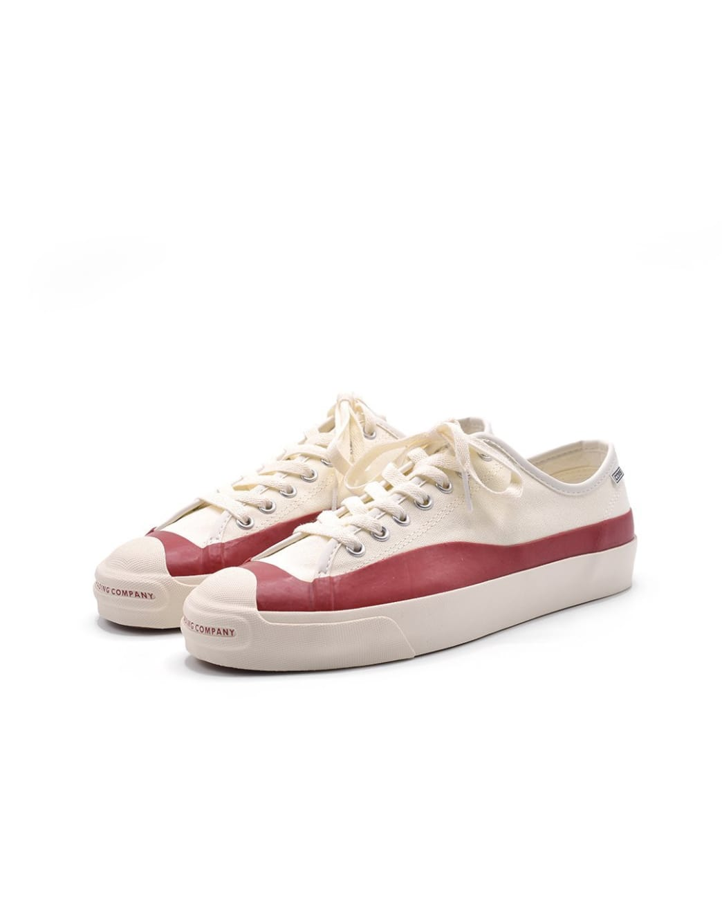 Converse Pop Trading Jack Purcell Pro Ox - Egret / Red Dahlia | Shoes by Converse Cons 2