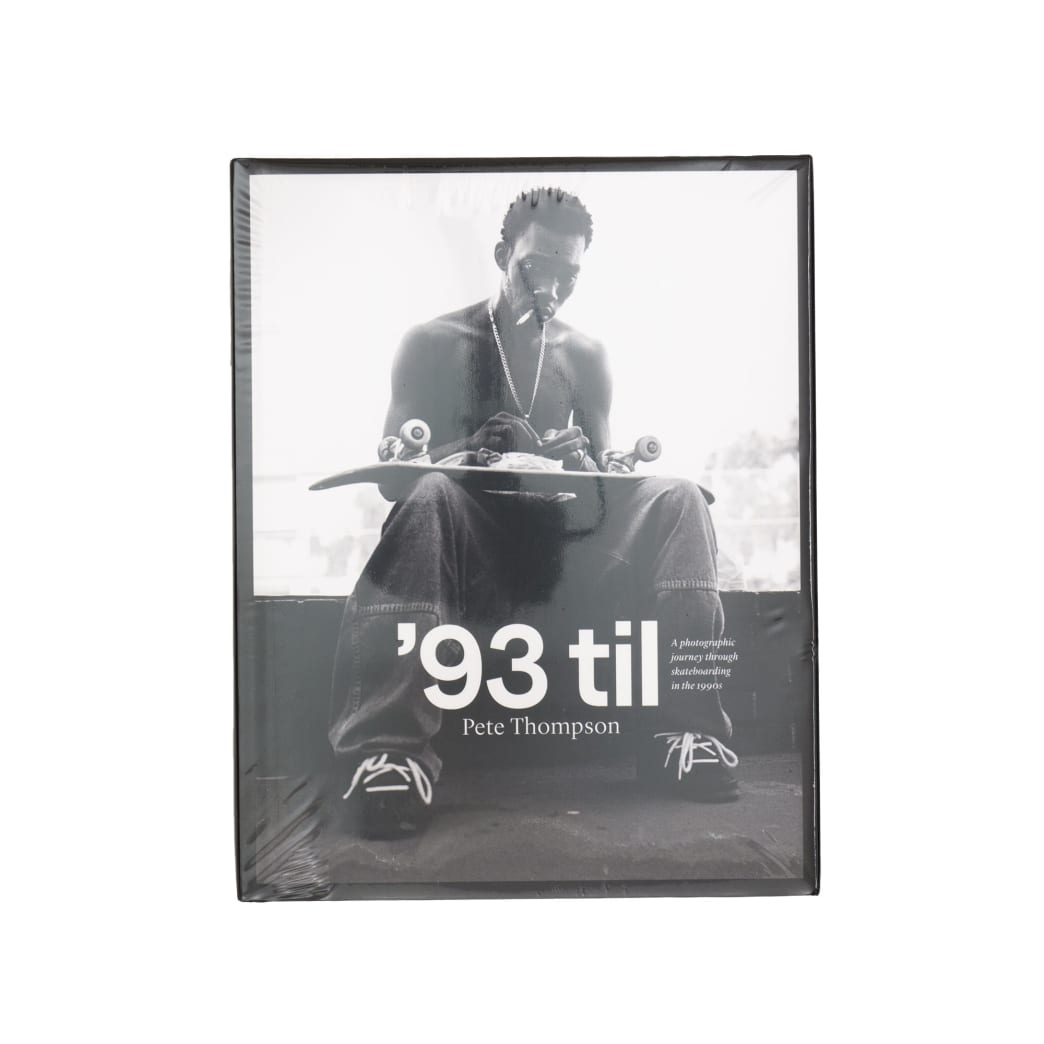 '93 Til - A Photographic Journey Though Skateboarding in the 1990s Book by Pete Thompson | Book by Pete Thompson 1