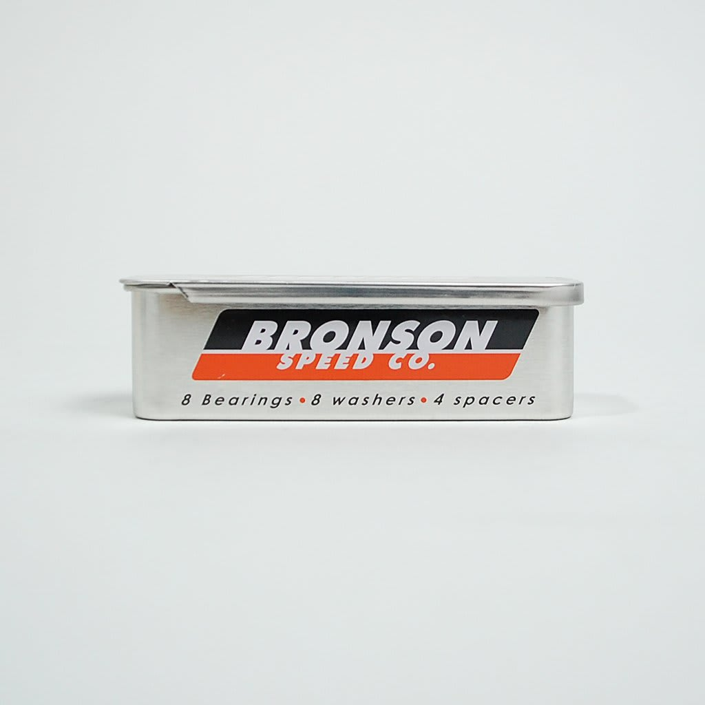 Bronson Bearings | Bearings by Bronson Speed Co 1