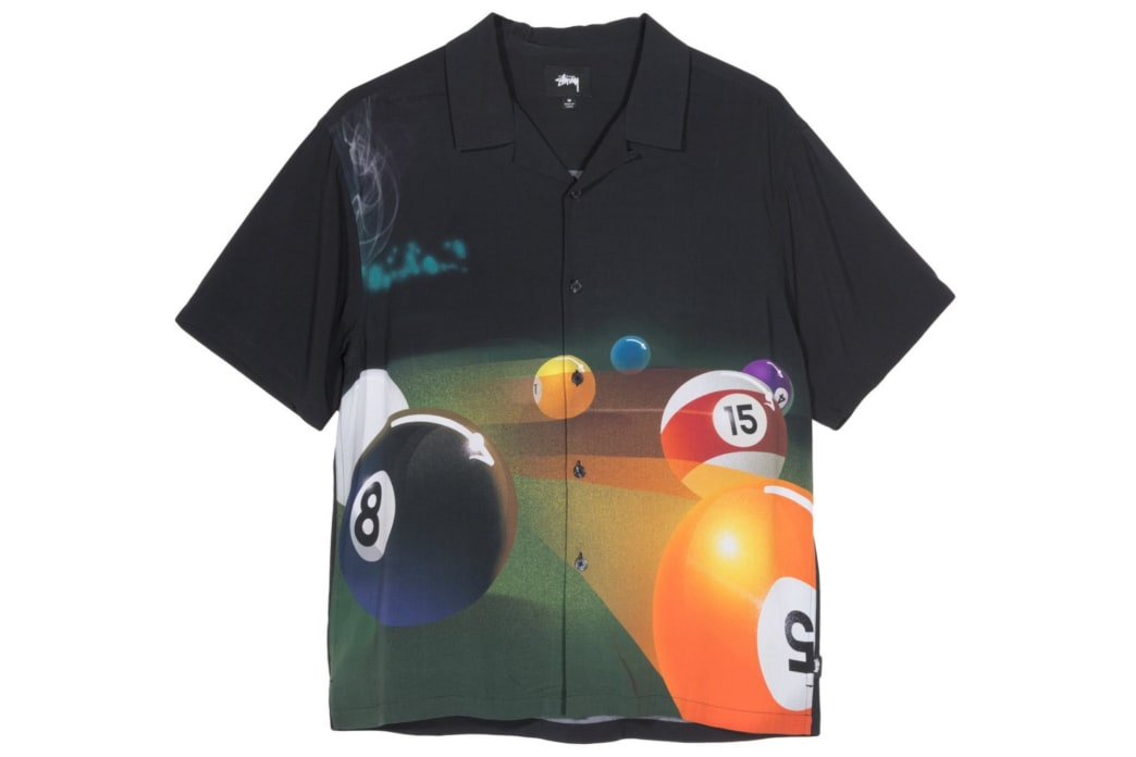 Stussy - Pool Hall Shirt | Shirt by Stussy 1