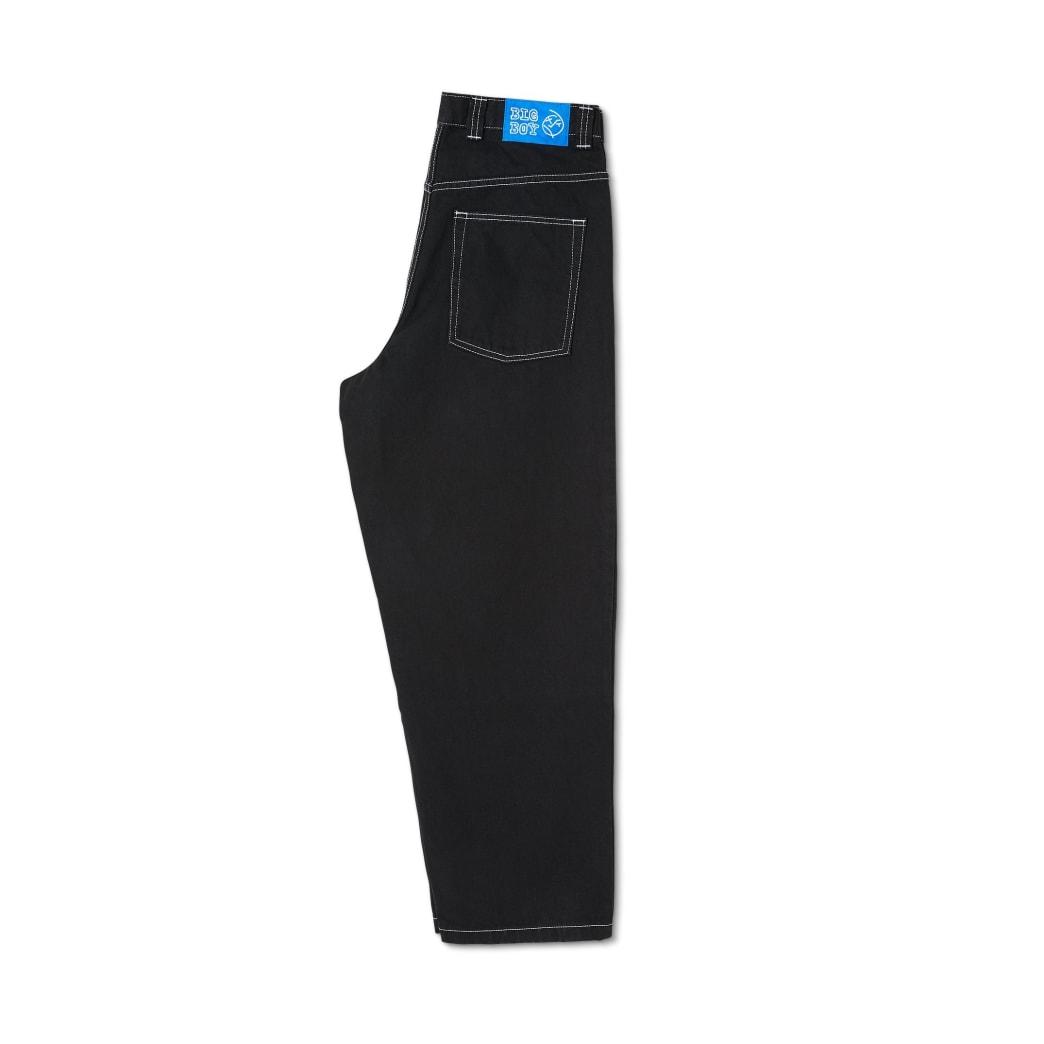 Polar Skate Co Big Boy Jeans - Black | Jeans by Polar Skate Co 3