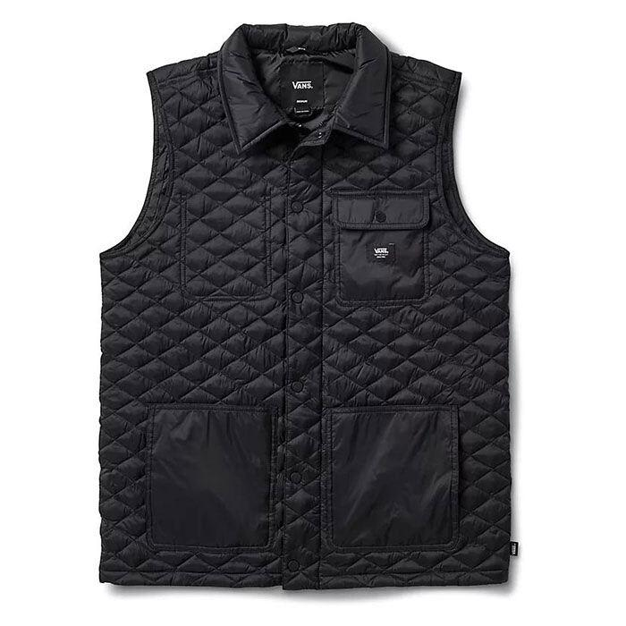 Vans Vest Drill Chore Black | Gilet by Vans 1