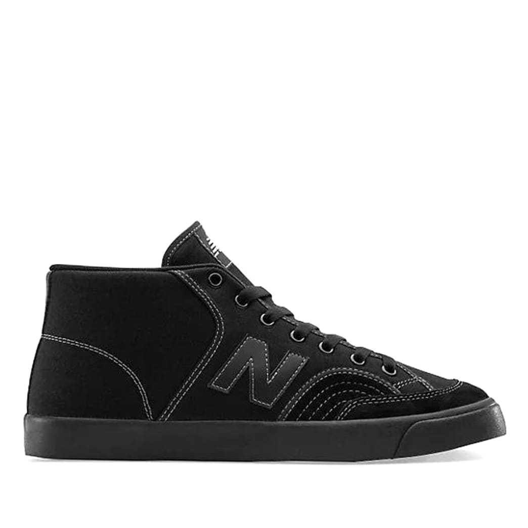 New Balance Numeric 213 Skate Shoe - Black | Shoes by New Balance 1