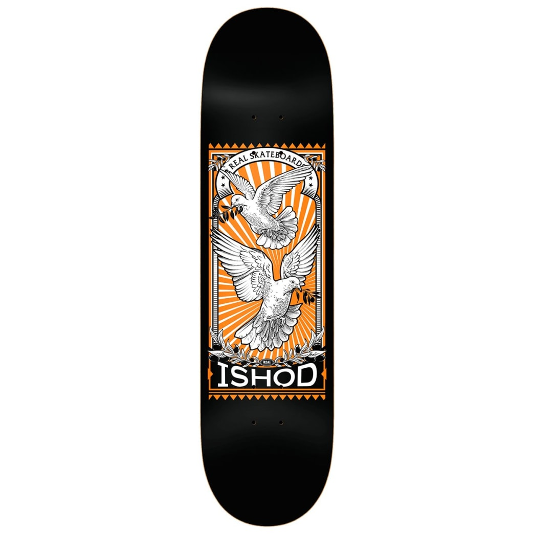 Real Ishod Wair Matchbook Deck 8.5"