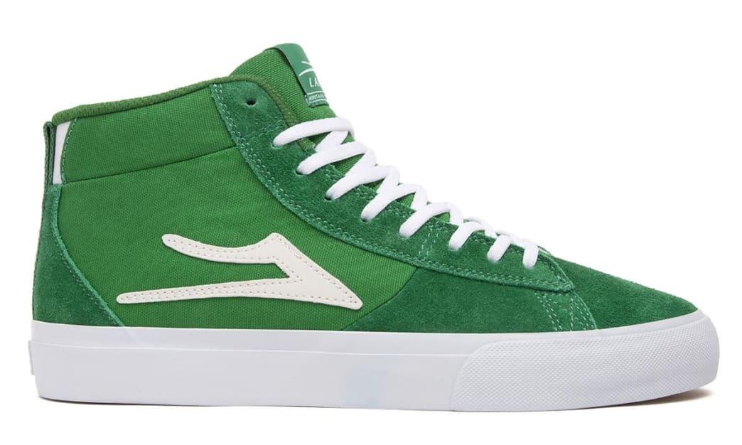 LAKAI NEWPORT HI - WELSH GREEN | Shoes by Lakai 1