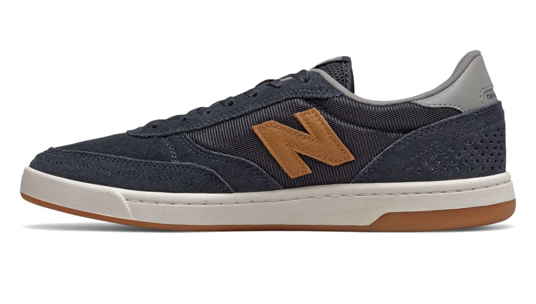 New Balance Numeric 440 Skate Shoe - Black / Brown | Shoes by New Balance 2
