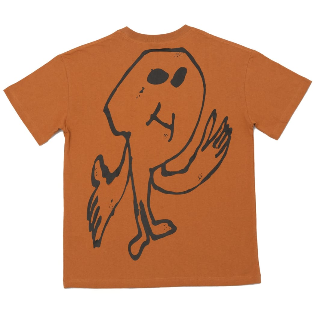 Carpet Company Silly Boy Tee Brown | T-Shirt by Carpet Company 2