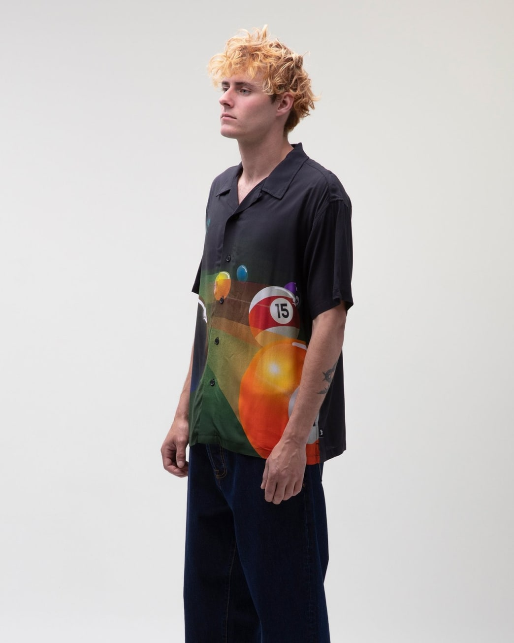 Stussy - Pool Hall Shirt | Shirt by Stussy 3