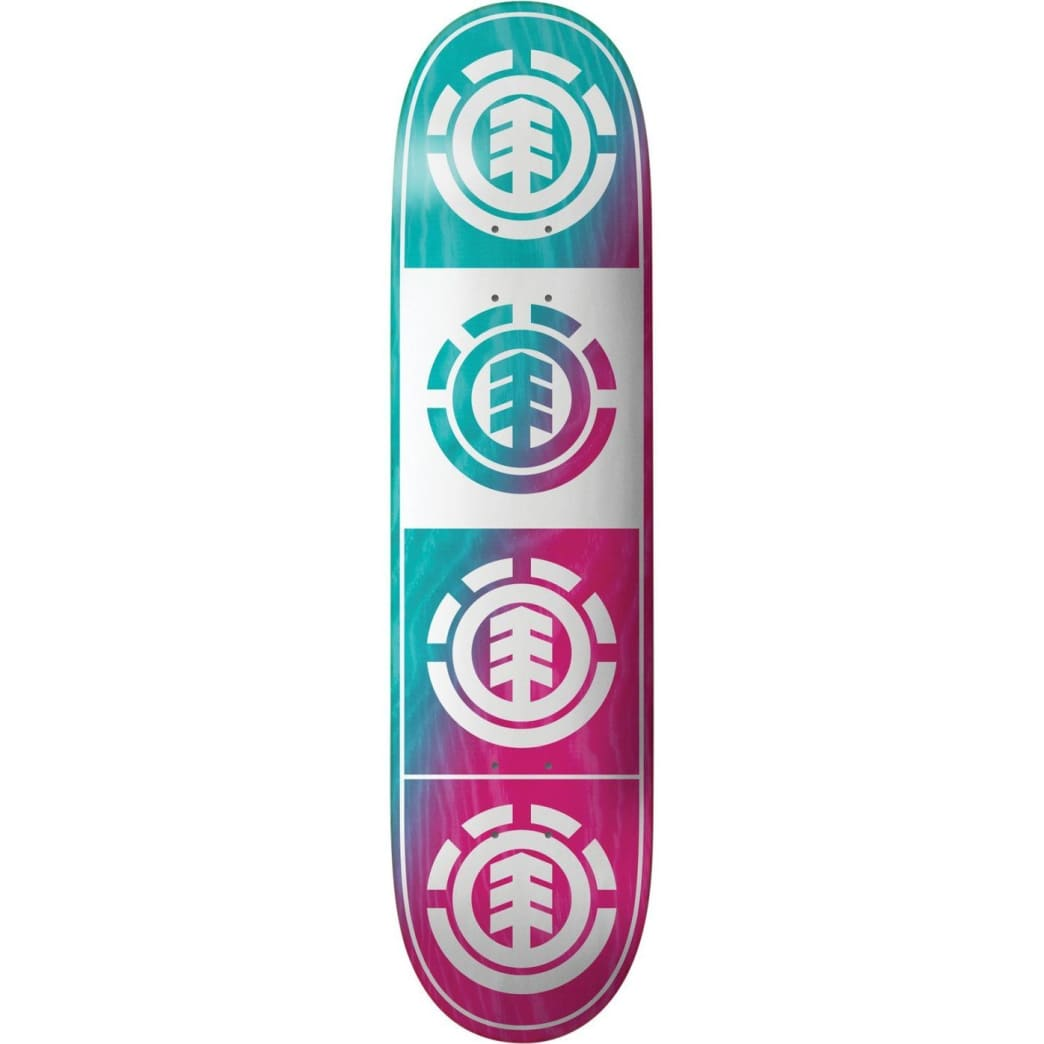 Element Quadrant Deck (Teal/Pink) | Deck by Element 1