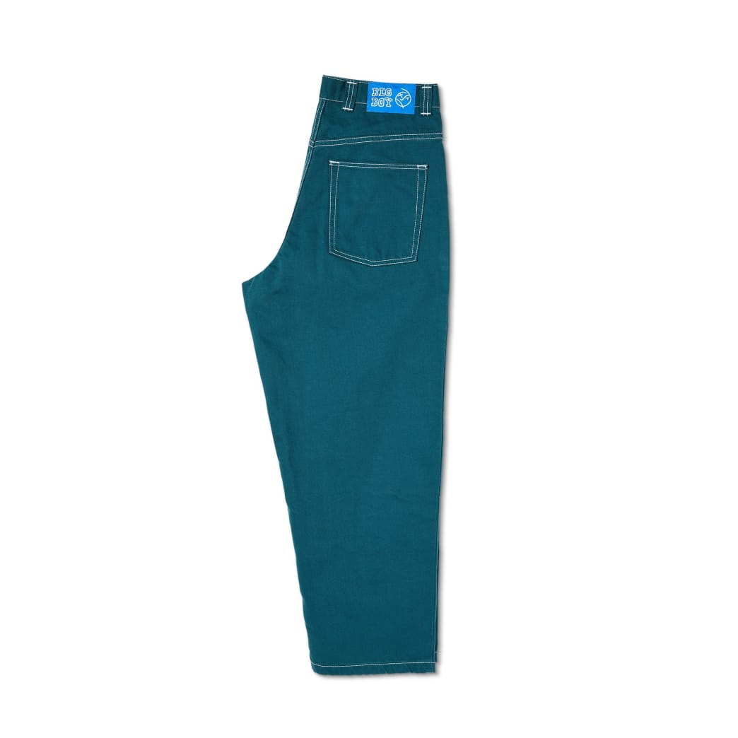 Polar Skate Co Big Boy Jeans - Green | Jeans by Polar Skate Co 3