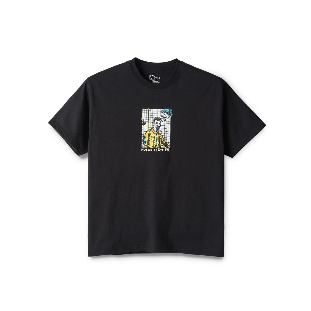 Polar Skate Co Medusa Desires T-Shirt - Black | T-Shirt by Polar Skate Co 1