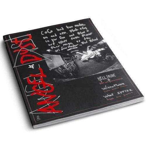 Thrasher Angel Dust Zine | Magazine by Thrasher 1