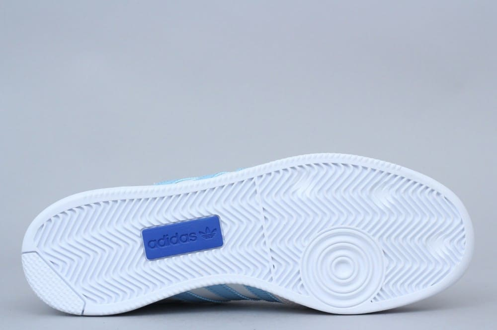 wholesale dealer a2aa8 cfa46 adidas Samba Advance Shoes Crystal White   Clear Blue   Footwear White    Shoes by adidas
