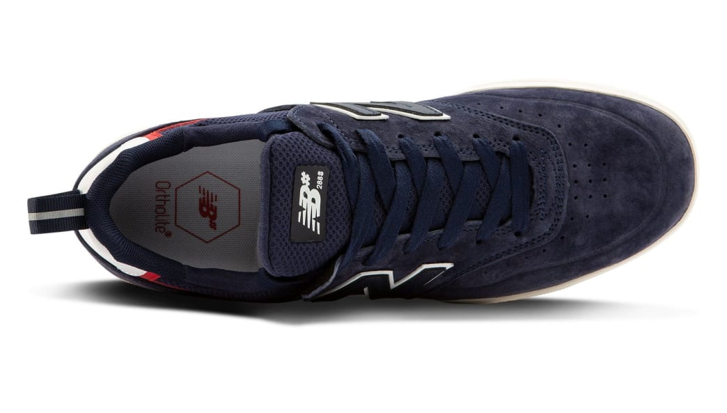 New Balance Numeric 288 Sport Skate Shoe - Navy / Red | Shoes by New Balance 3