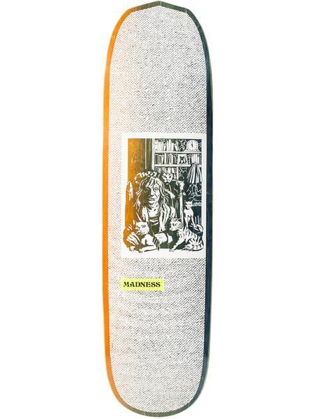 Madness Desiree R7 | Deck by Madness Skateboards 1