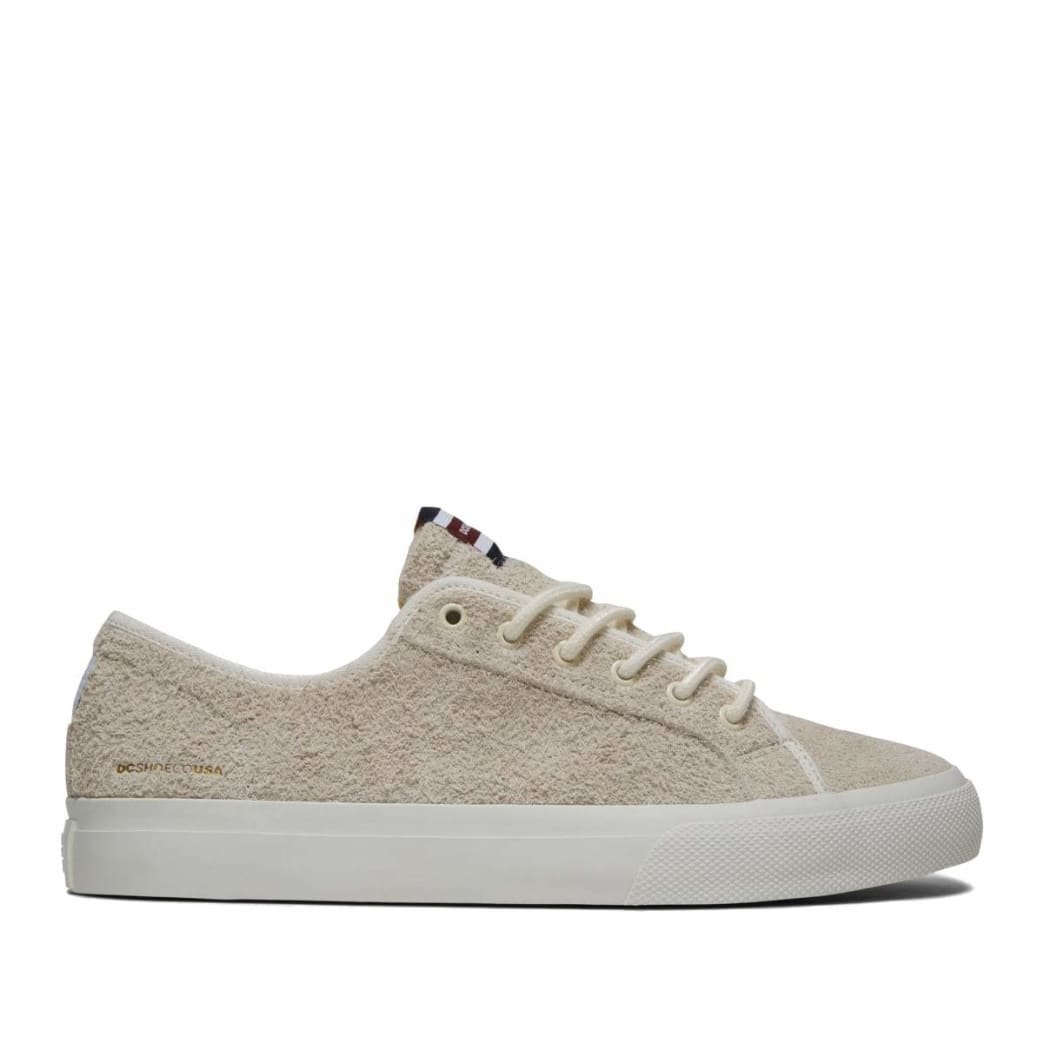 DC Manual x Magenta Skate Shoes - Light Grey   Shoes by DC Shoes 1