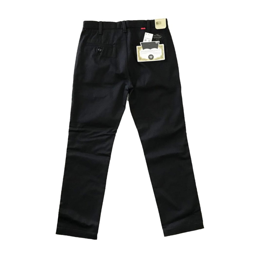 Levi's Work Pant Skateboarding Collection - Black | Trousers by Levi's Skateboarding 2