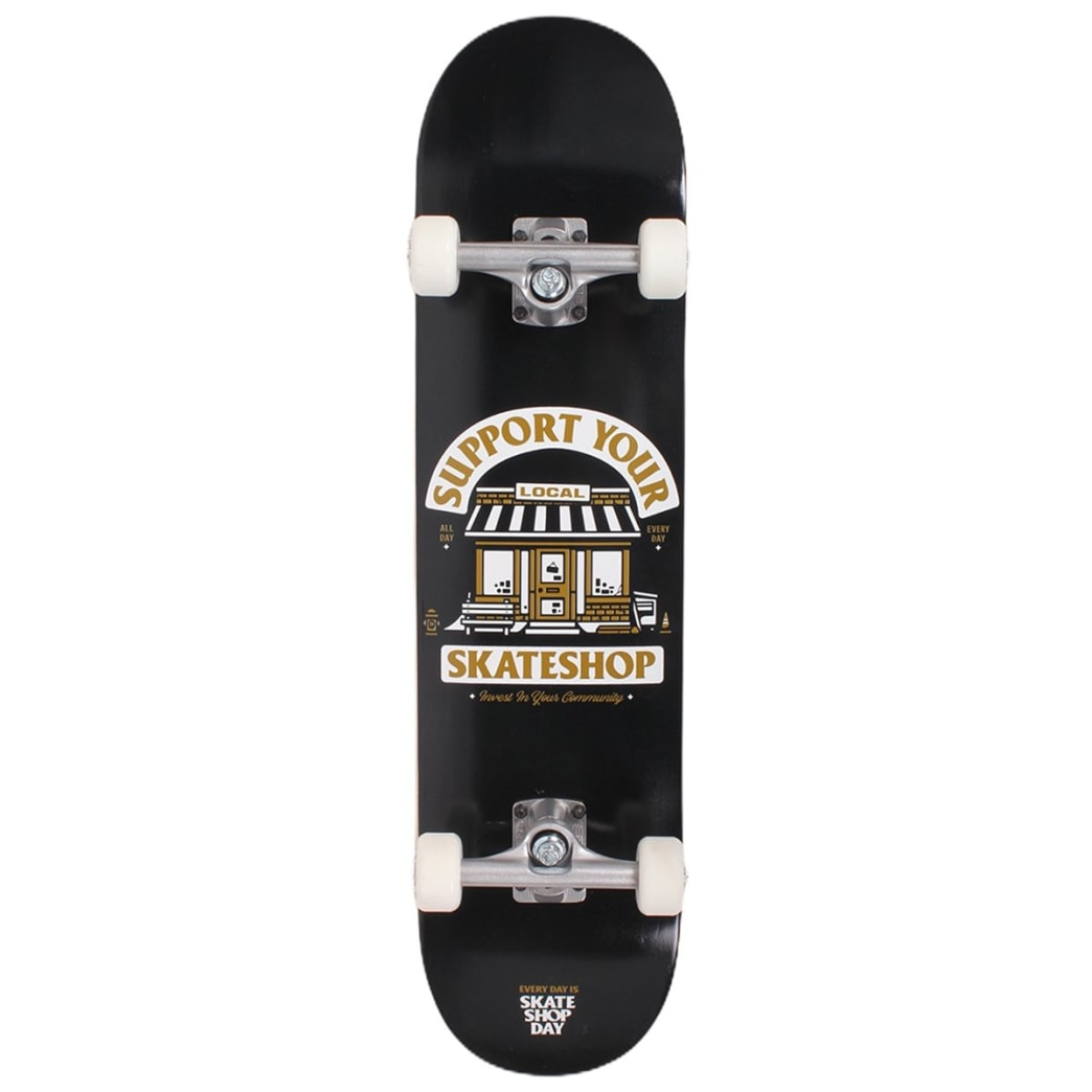Orchard Shopkeepers' Union Beginner Hybrid Complete 7.75   Complete Skateboard by Orchard 1