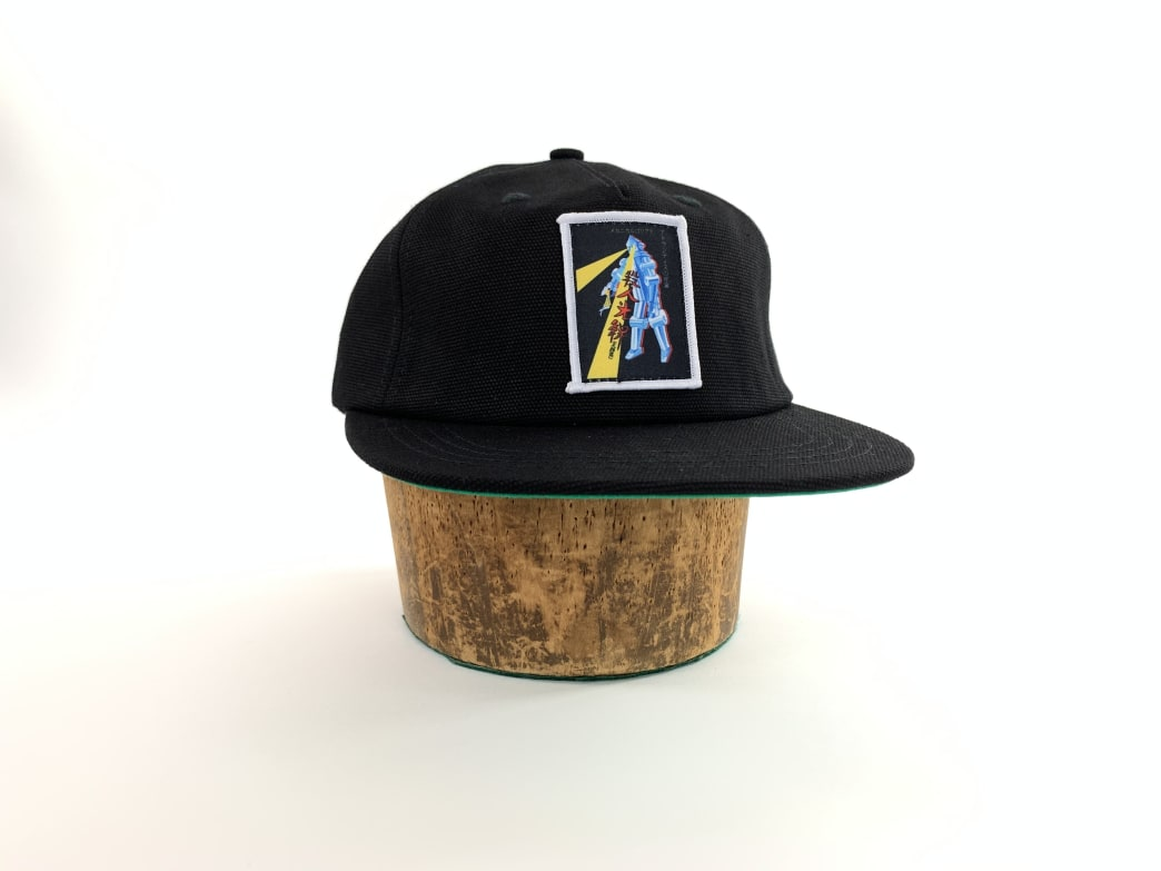 TOA Killer Beam Strapback Hat | Baseball Cap by Theories of Atlantis 1