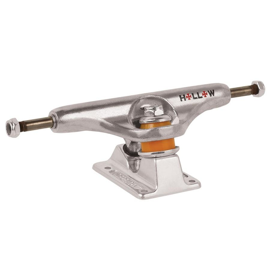 Independent Truck Co. 139 MM Stage 11 Hollow Forged Raw Skateboard Trucks (PAIR)   Trucks by Independent Trucks 2