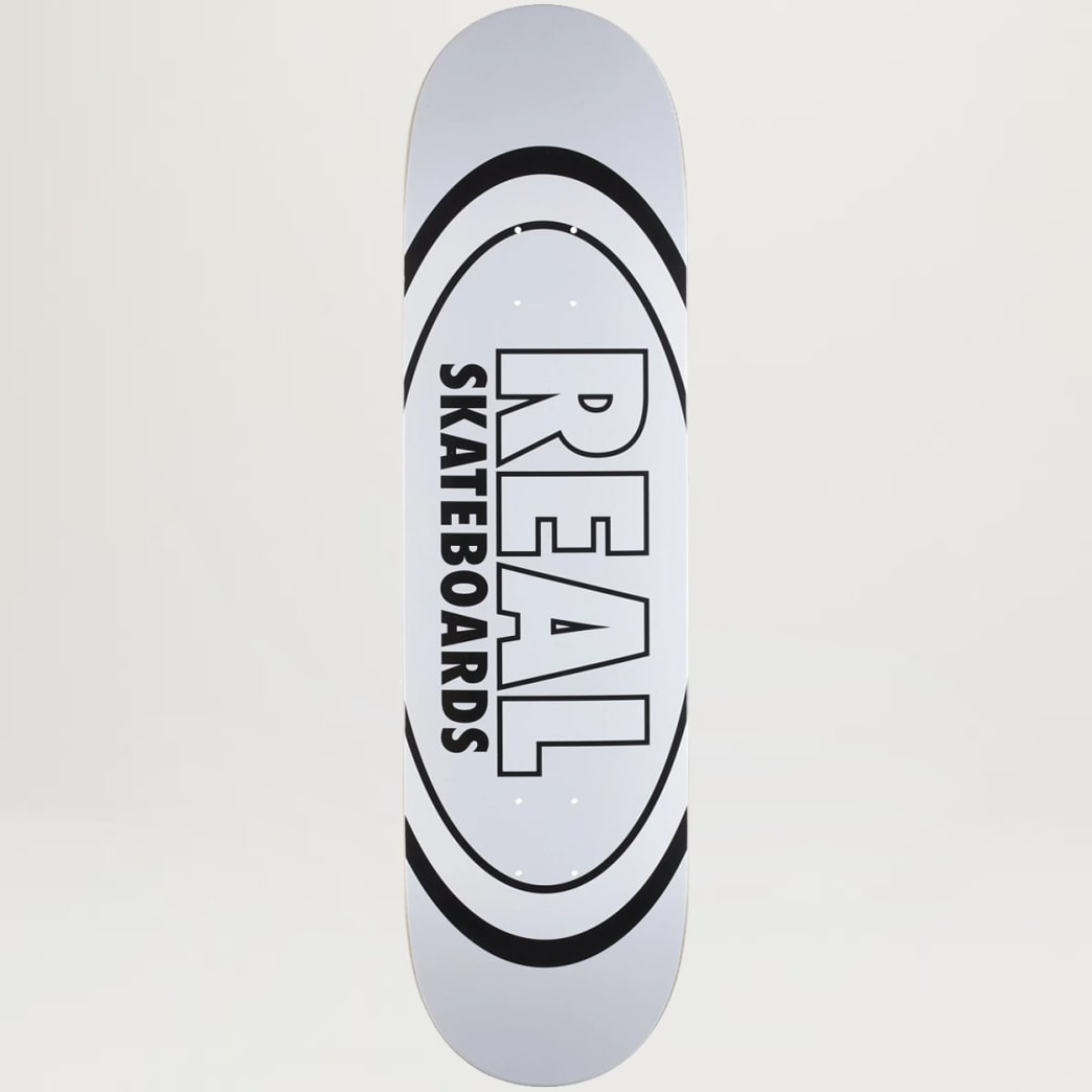 Real Classic Oval (Assorted Sizes) | Deck by Real Skateboards 1