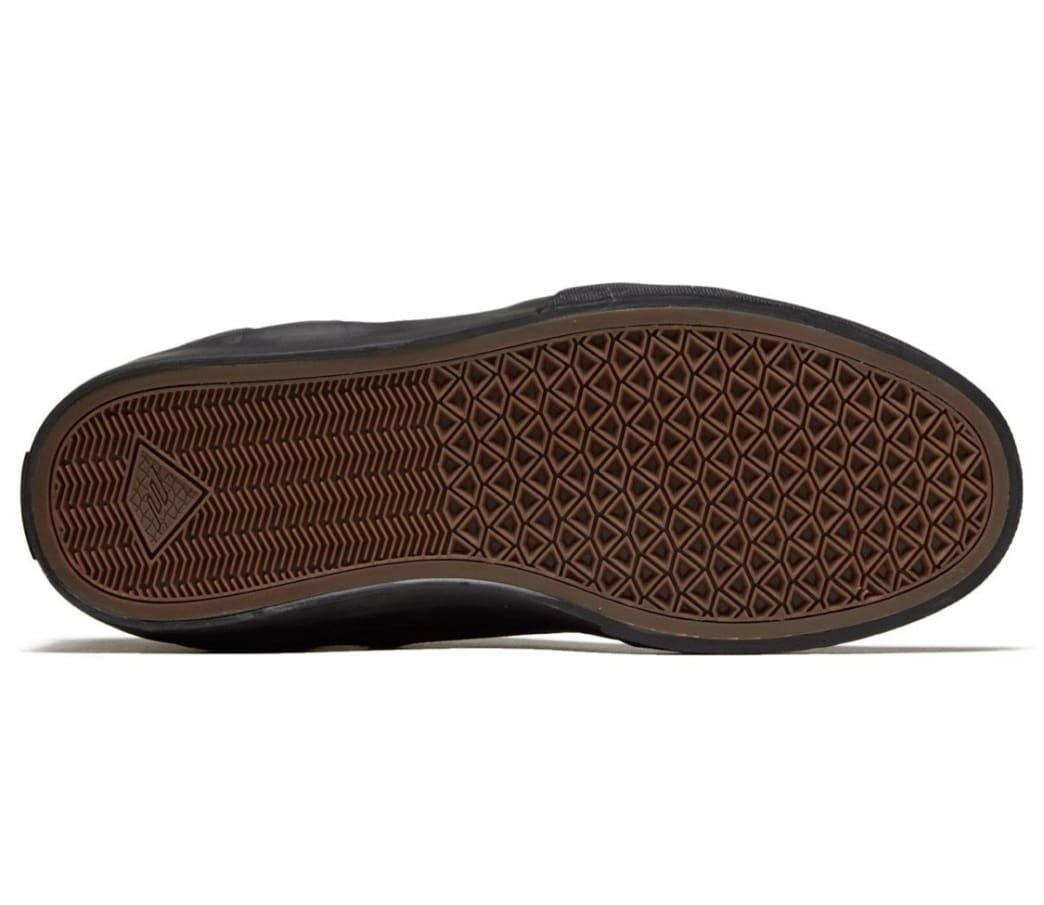Emerica Pillar Skate Shoes - Oxblood | Shoes by Emerica 4