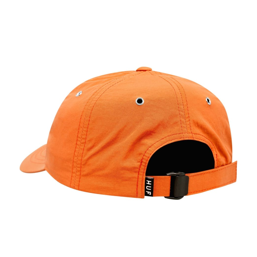 HUF - DWR Fuck It Curved Visor 6 Panel - Persimmon | Panel Hat by HUF 2