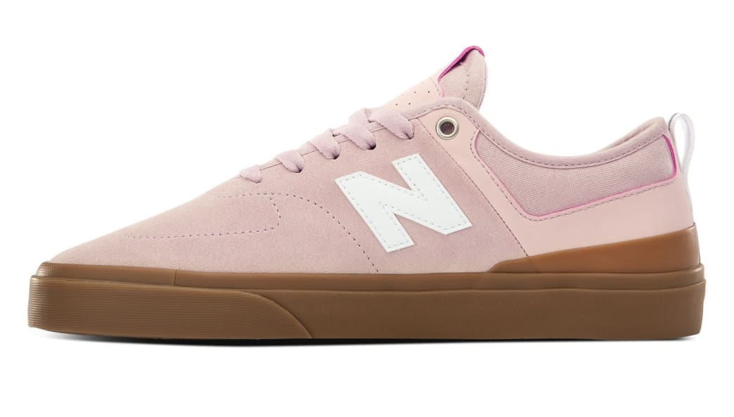 New Balance Numeric 379 Skate Shoe - Pink / Gum | Shoes by New Balance 2