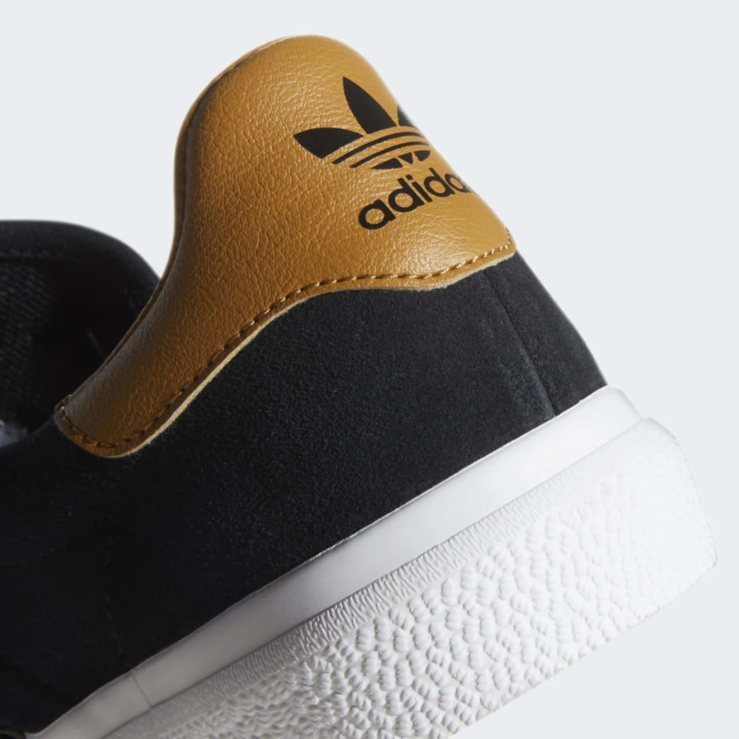 Adidas 3MC Vulc Shoes - Core Black/Mesa/Cloud White | Shoes by adidas Skateboarding 8