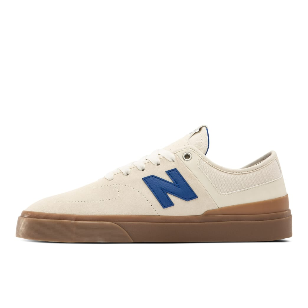 New Balance Numeric 379 Skate Shoe - White / Blue | Shoes by New Balance 2