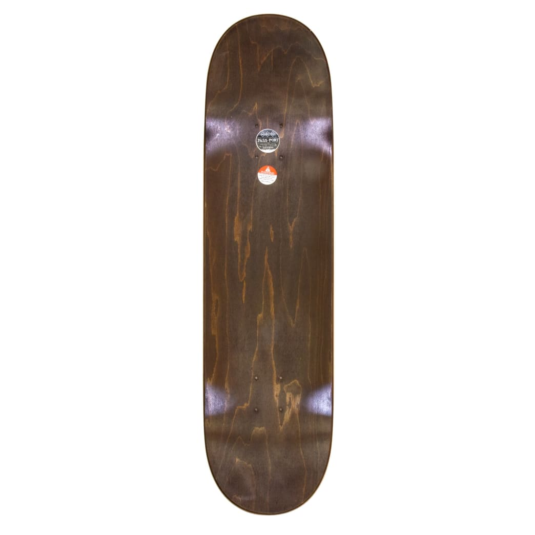 """Passport Day and Night Deck - 8.6""""   Deck by Pass~Port Skateboards 2"""