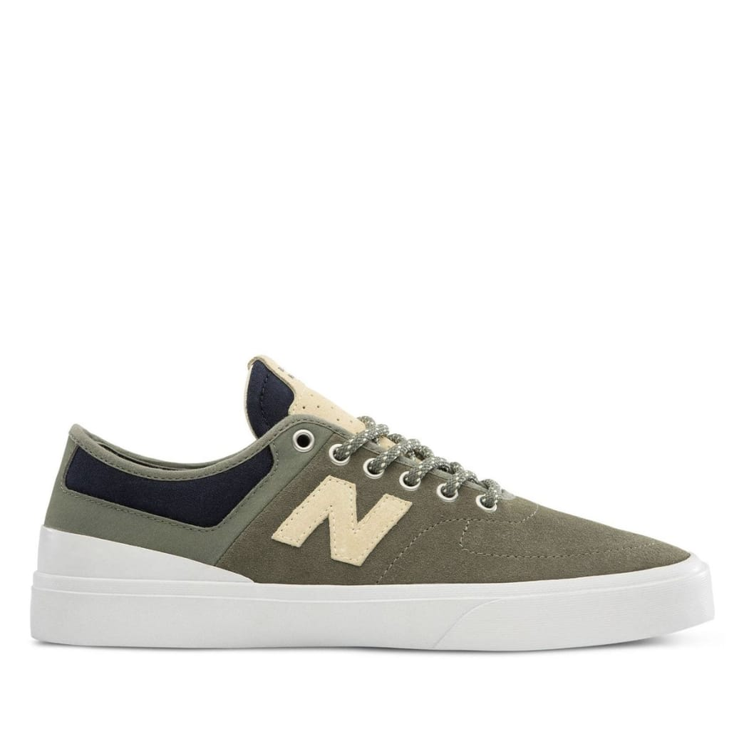 New Balance Numeric 379 Skate Shoe - Green / White | Shoes by New Balance 1