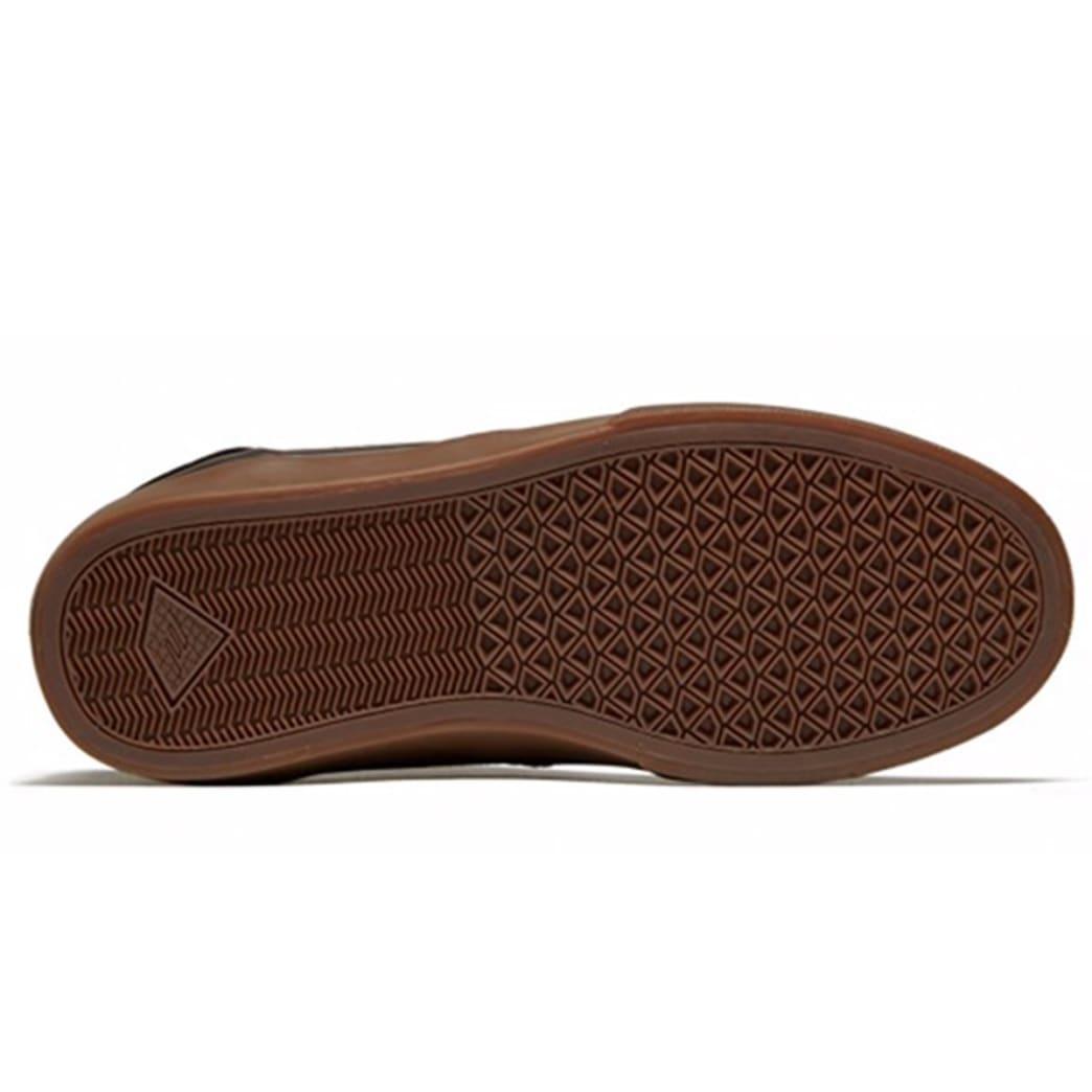 Emerica Dickson Skate Shoes - Black / Gum | Shoes by Emerica 3