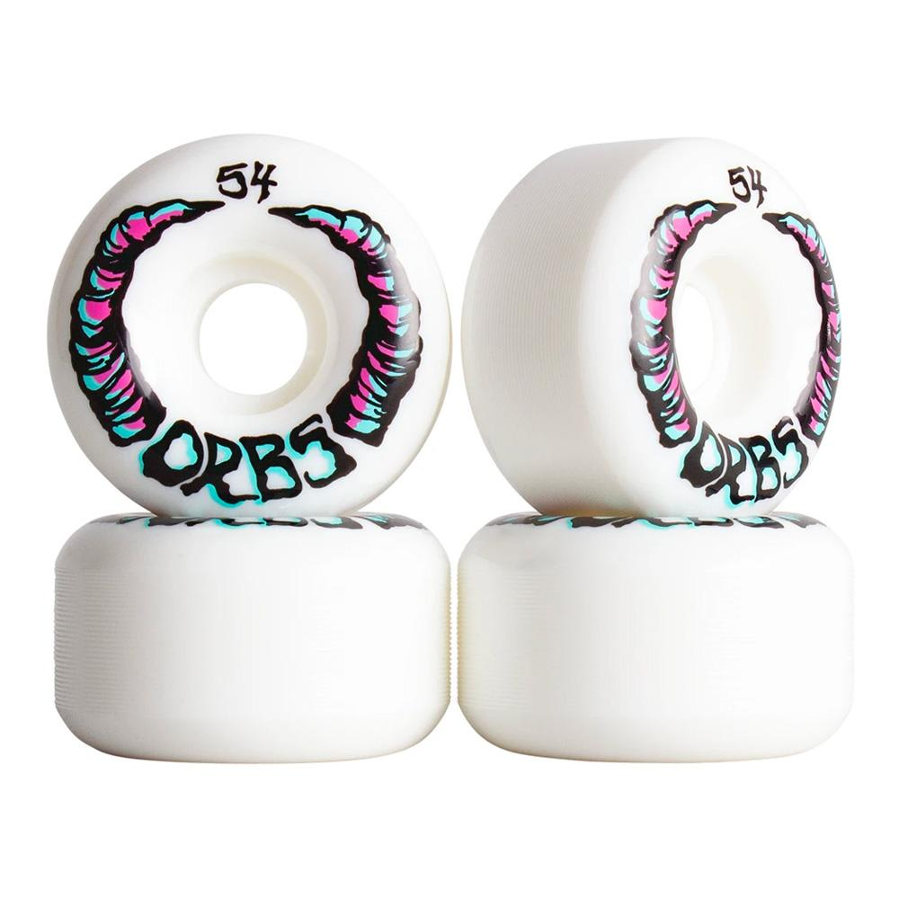 Welcome Skateboards - Orbs Apparitions Wheels 53mm | Wheels by Welcome Skateboards 4