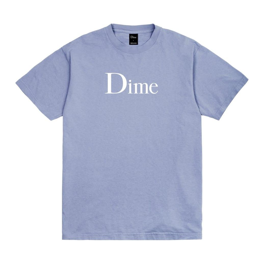 Dime Classic T-Shirt Light Blue | T-Shirt by Dime MTL 1