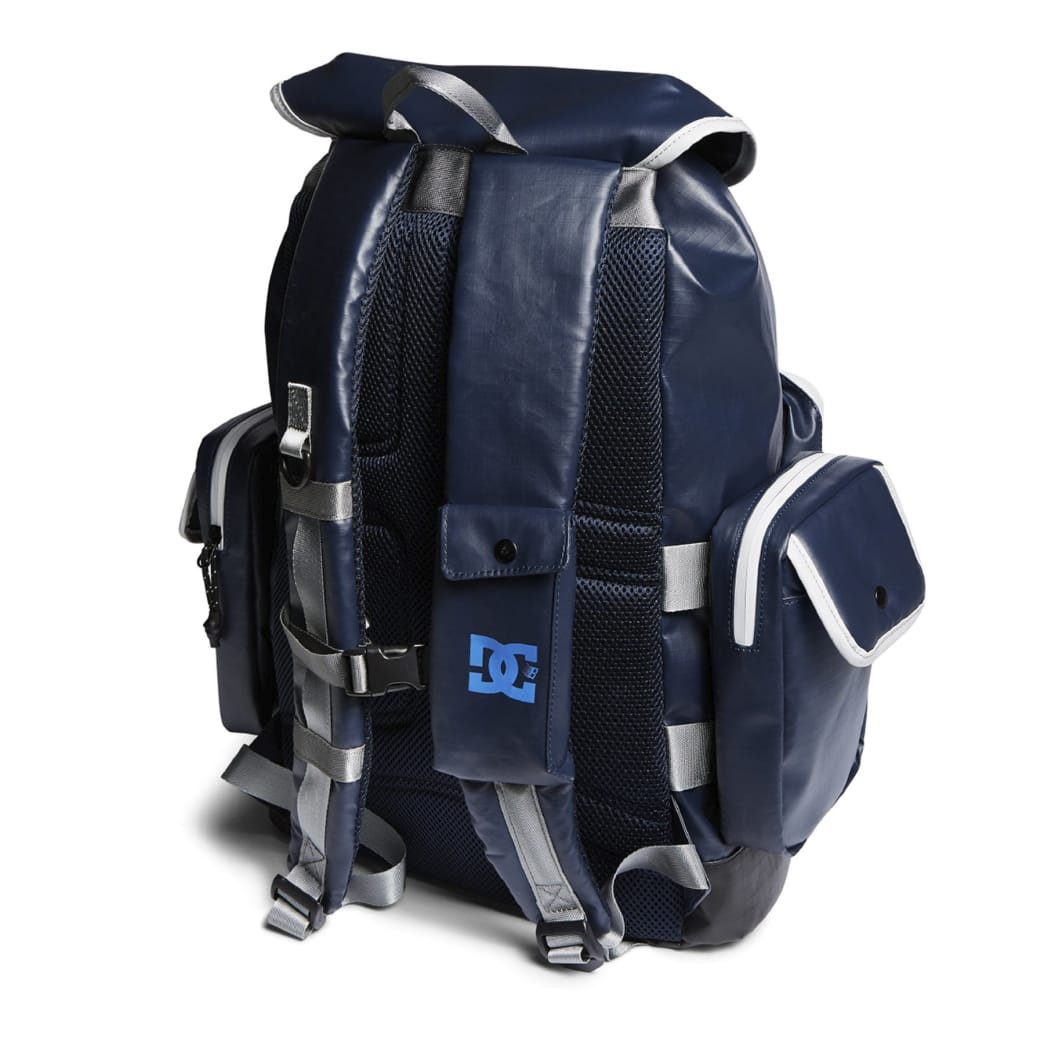 DC Shoes x Bronze56K Backpack - Navy | Backpack by DC Shoes 2