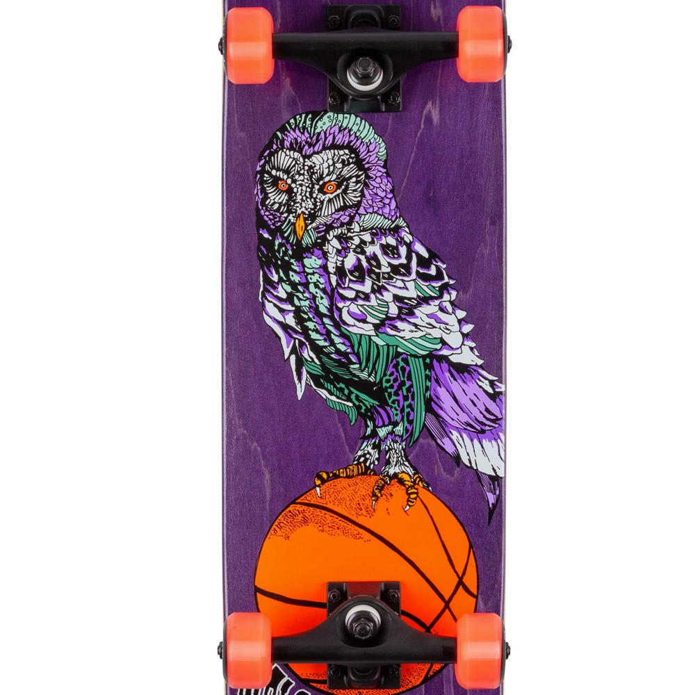"""Welcome Skateboards - Hooter Shooter Complete Skateboard 8"""" Wide 