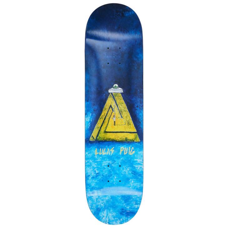 """Palace Lucas Pro S24 Skateboard Deck - 8.2""""   Deck by Palace Skateboards 1"""