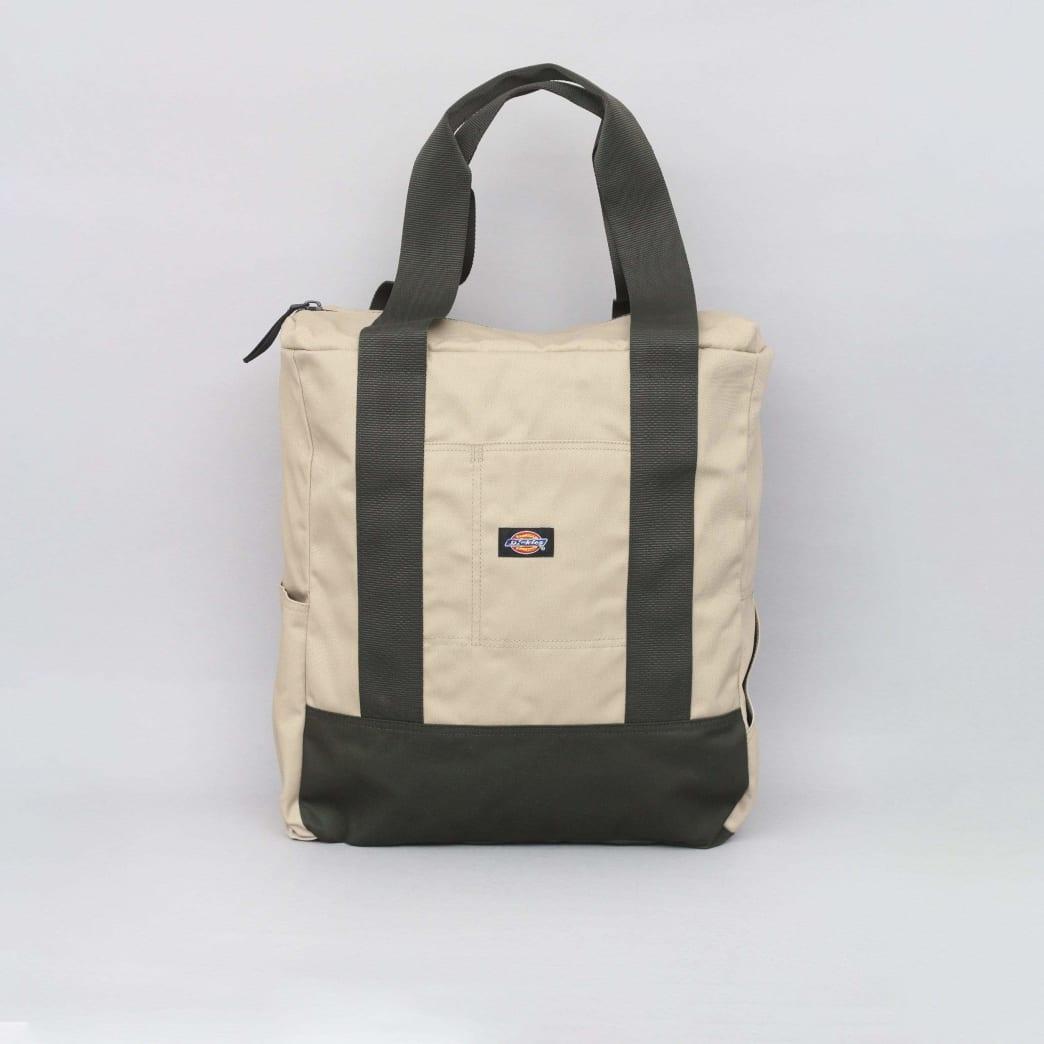 Dickies Barataria Tote Bag Khaki   Tote Bag by Dickies 2
