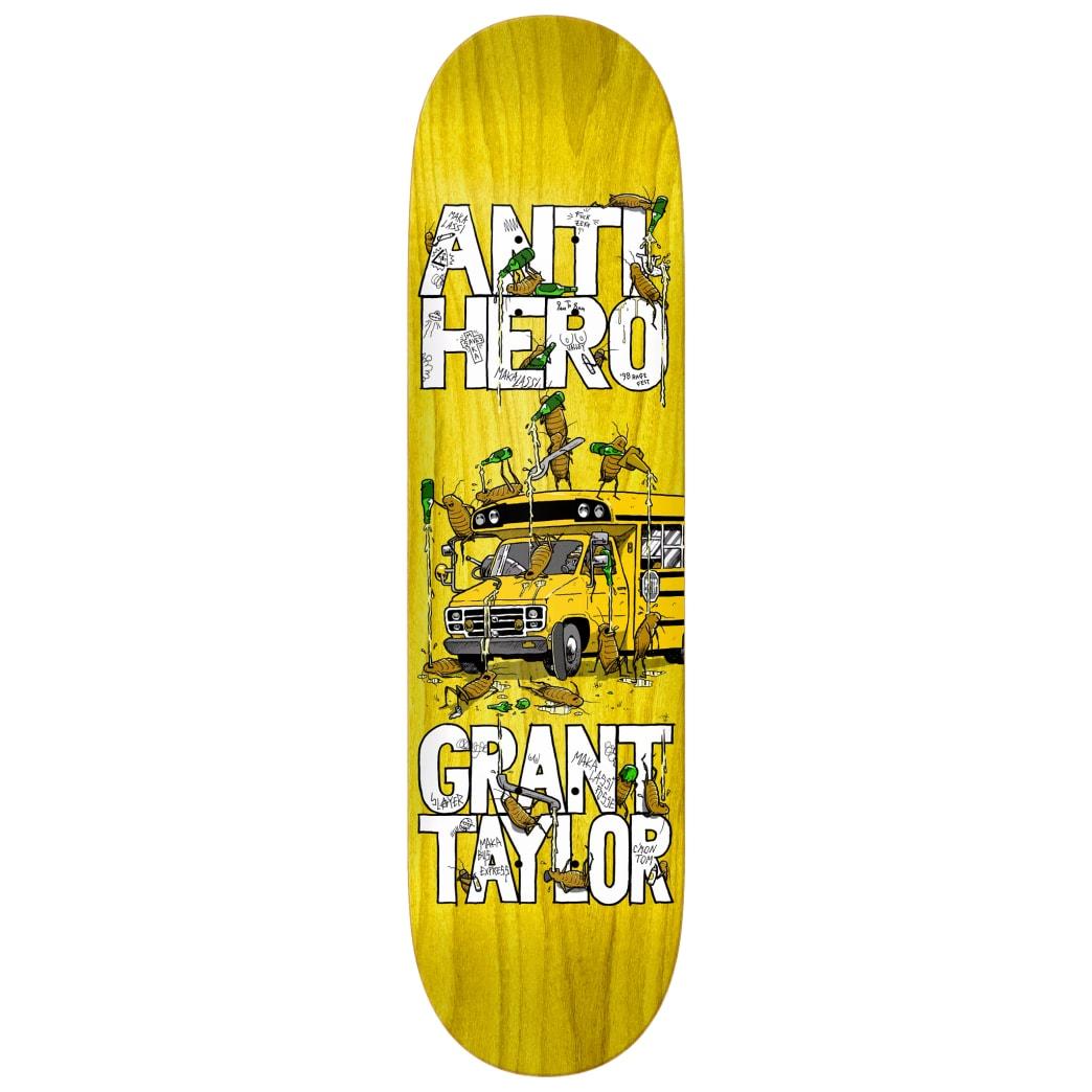 Antihero Grant Maka Bus Deck 8.5 | Deck by Antihero Skateboards 1