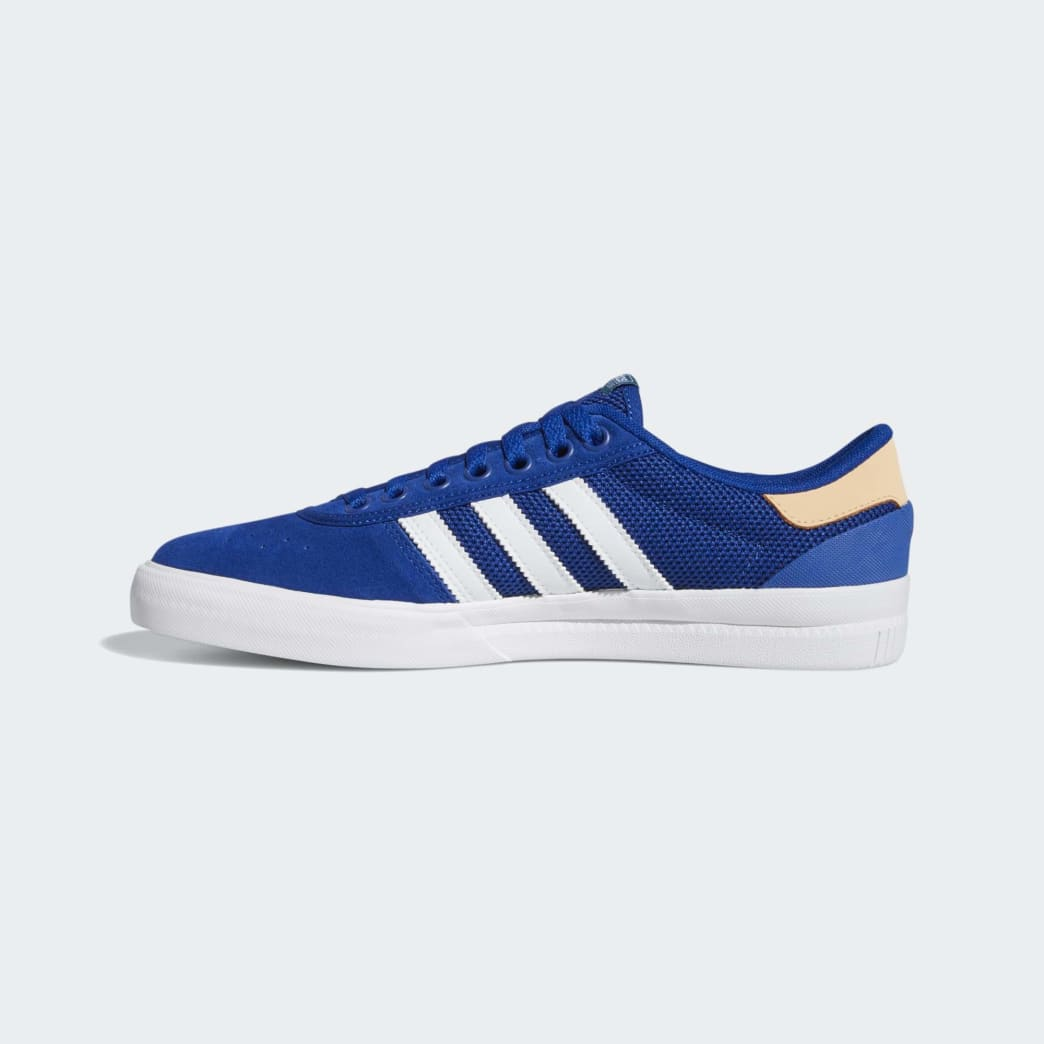 Adidas Lucas Premiere Shoes - Collegiate Royal/Cloud White/Glow Orange | Shoes by adidas Skateboarding 6