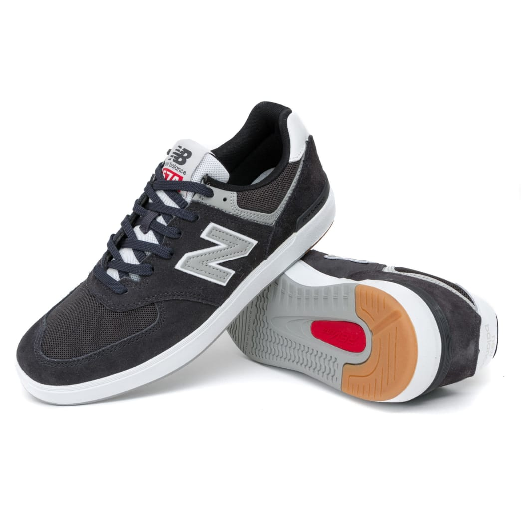 new concept 0889c 8ad01 New Balance AM574 Shoes - Phantom/Grey | Shoes by New Balance 1