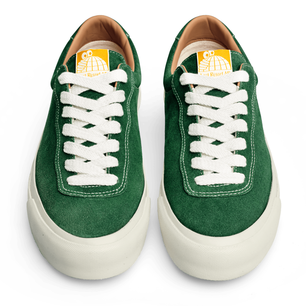 Last Resort AB VM001 Skate Shoes - Moss Green | Shoes by Last Resort AB 3