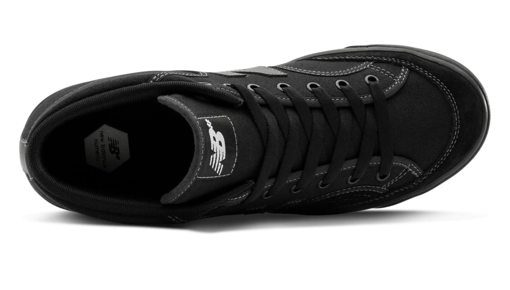 New Balance Numeric 213 Skate Shoe - Black | Shoes by New Balance 3