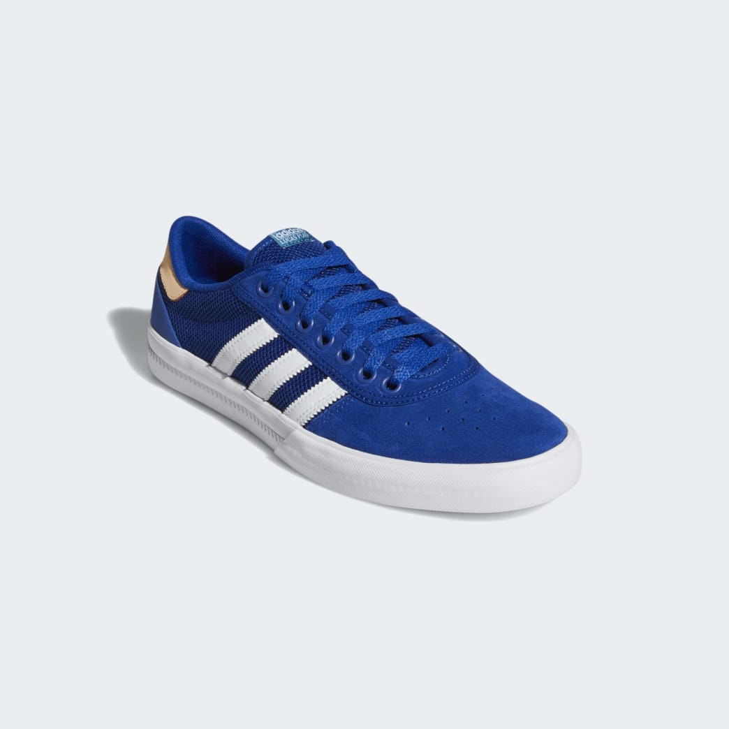 Adidas Lucas Premiere Shoes - Collegiate Royal/Cloud White/Glow Orange | Shoes by adidas Skateboarding 4