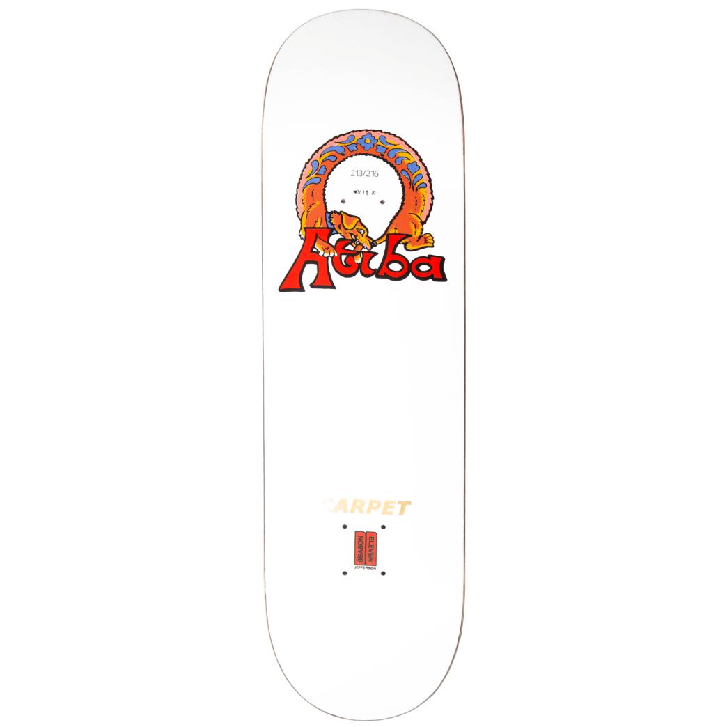 "Carpet Company Atiba Jefferson Guest Skateboard Deck - 8.5"" | Deck by Carpet Company 1"