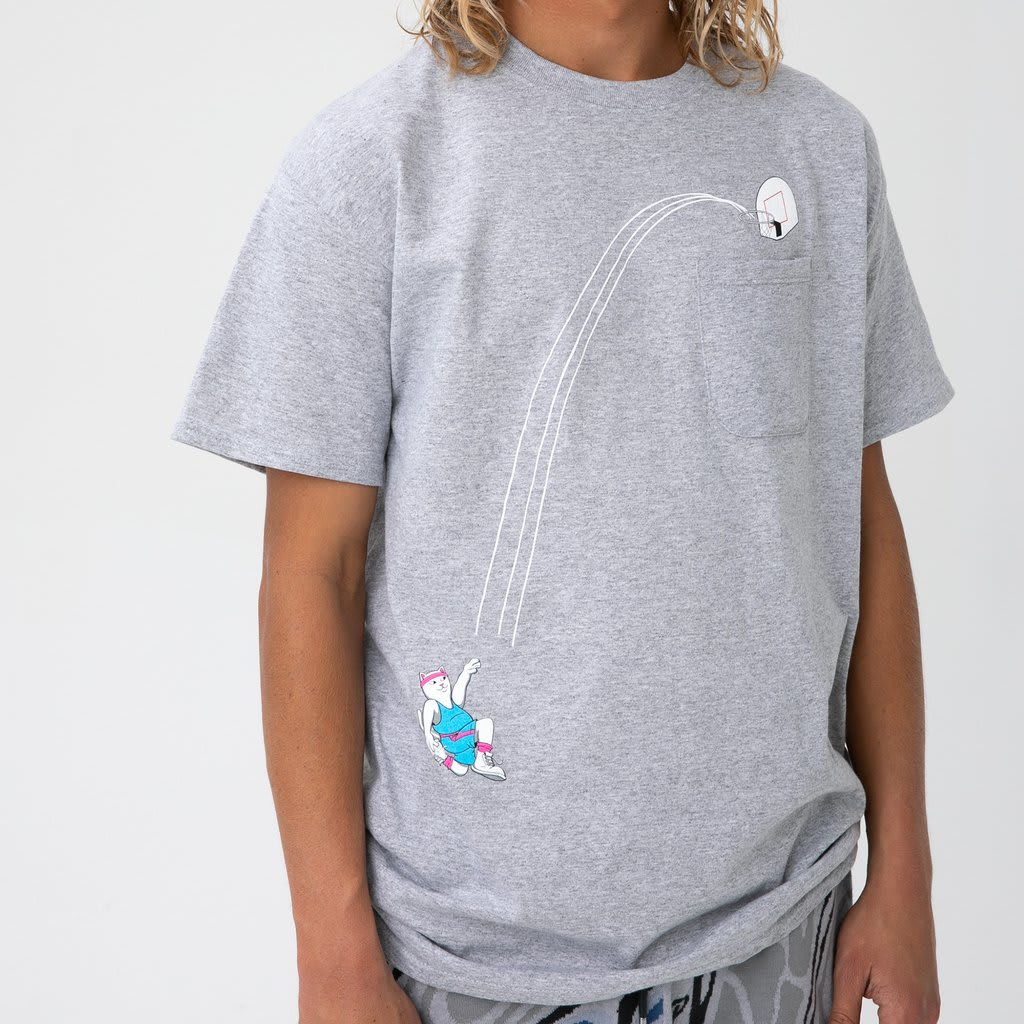 RipnDip Hoops Pocket Tee | T-Shirt by Ripndip 2