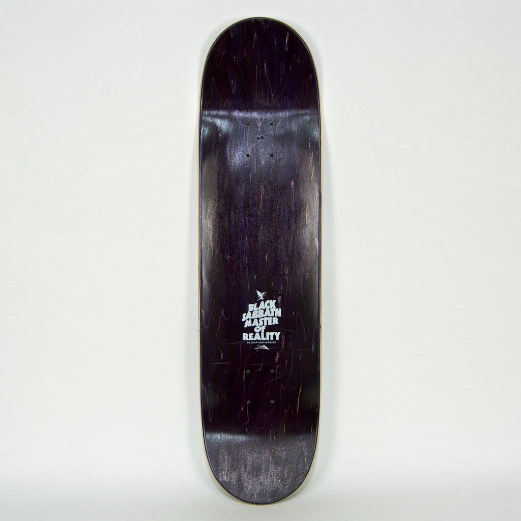 "Lakai - 8.25"" Black Sabbath Skateboard Deck (Purple Stain)   Deck by Lakai 3"